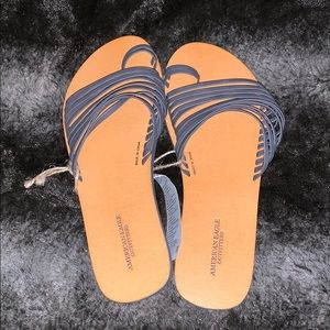 American Eagle Outfitters 🦅 Strappy Sandals